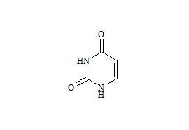 Fluorouracil Impurity C (Pyrimidine-2,4(1H,3H)-dione, Uracil)