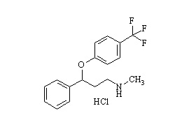 Fluoxetine HCl