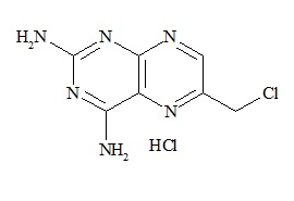 Folic Acid Impurity: 6-(chloromethyl)pteridine-2,4-Diamine HCl