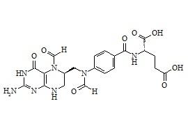 (6R)-5,10-Diformyltetrahydrofolic Acid
