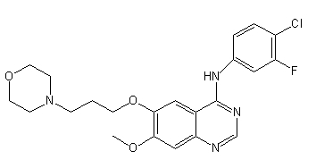 Gefitinib Isomer Impurity