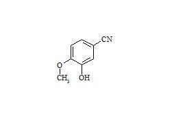 Gefitinib Impurity (3-Hydroxy-4-methoxybenzonitrile)