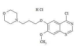 Gefitinib Chloro Impurity