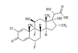 Halometasone Impurity 6