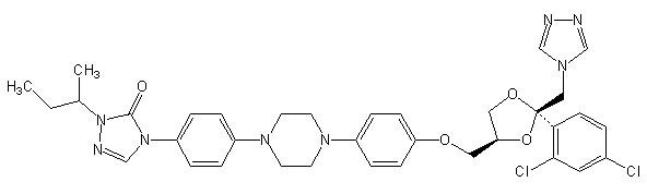 Itraconazole EP Impurity B