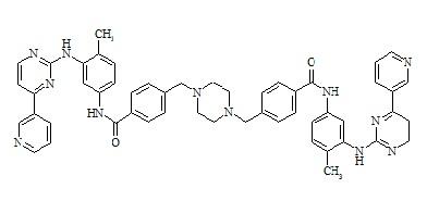 Imatinib Mesylate Impurity E
