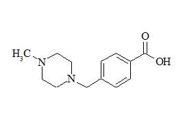 Imatinib Related Compound (4-(4-Methylpiperazin-1-yl)methyl)benzoic Acid)