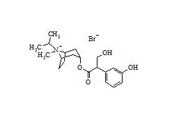3-Hydroxy Ipratropium Bromide