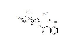 2-Hydroxy Ipratropium Bromide
