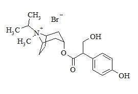 4-Hydroxy Ipratropium Bromide