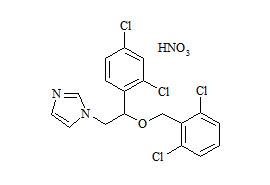 Isoconazole Nitrate