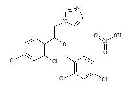 Isoconazole Impurity C Nitrate (Miconazole Nitrate)