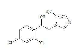 1-(2, 4-Dichlorophenyl)-2-(5-Methylimidazole-1-yl)-Ethanol