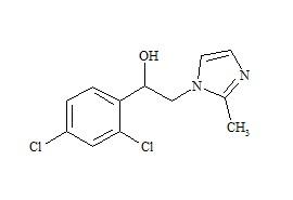 1-(2, 4-Dichlorophenyl)-2-(2-Methylimidazole-1-yl)-Ethanol