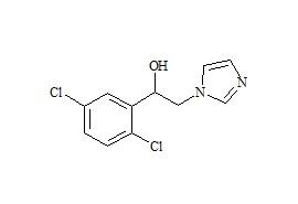 1-(2, 5-Dichlorophenyl)-2-(1H-Imidazole-1-yl)-Ethanol