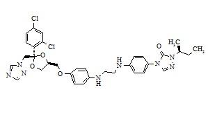 cis-Itraconazole Ethlene impurity