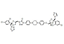 Itraconazole Didioxolonyl Impurity