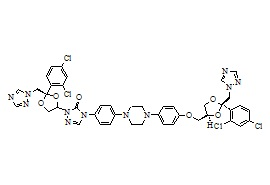 Itraconazole Didioxolanyl analog