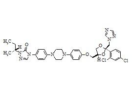 Itraconazole Impurity B