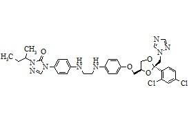 Itraconazole ethlene impurity