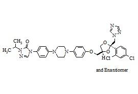 Itraconazole Impurity D