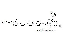 Itraconazole Impurity F