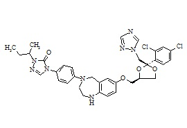 Itraconazole Related Impurity 3