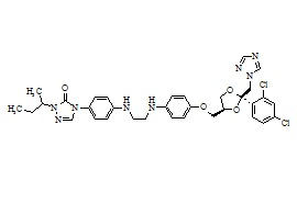 Itraconazole Related Impurity 2