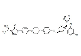 Itraconazole Related Impurity 1
