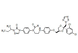 Itraconazole Impurity 4