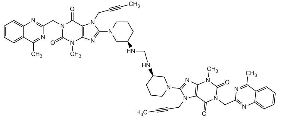 Linagliptin Impurity 17
