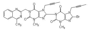 Linagliptin impurity 13