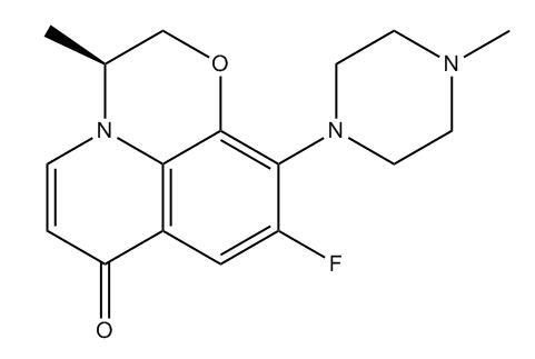 Descarboxyl Levofloxacin