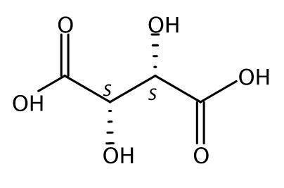 D-(-)-Tartaric acid