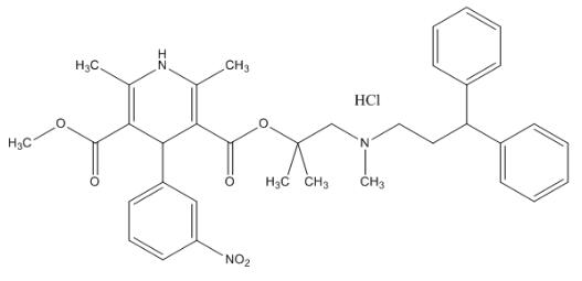 Lercanidipine HCl