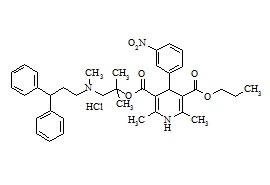 Lercanidipine Impurity C HCl