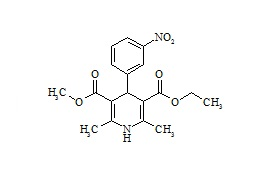 Lercanidipine Ethyl Methyl Ester Impurity (Impurity 5)