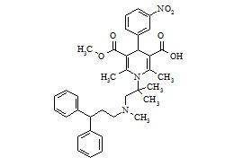 Lercanidipine Impurity 6