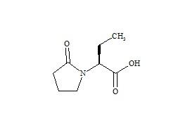 Levetiracetam Carboxylic Acid