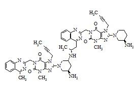 Linagliptin Dimer Impurity