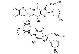 Linagliptin Dimer Impurity 2