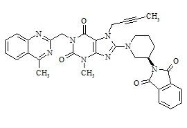 Linagliptin Phthalimide Impurity