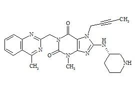 Linagliptin Impurity 5