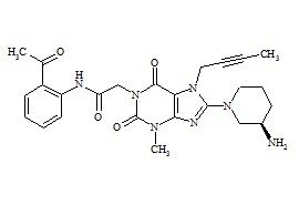 Linagliptin Impurity 7