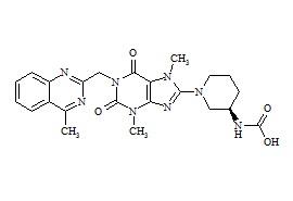 Linagliptin Impurity I