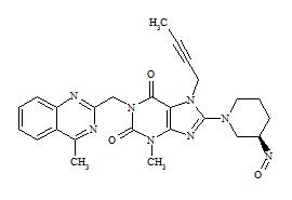 Linagliptin Impurity II
