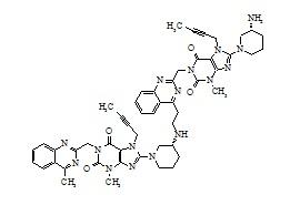 Linagliptin Dimer Impurity 4