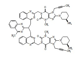 Linagliptin Dimer Impurity 5