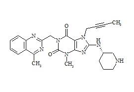 Linagliptin Impurity 11