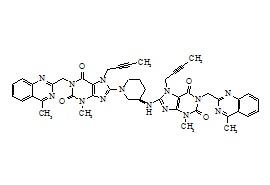 Linagliptin impurity 14